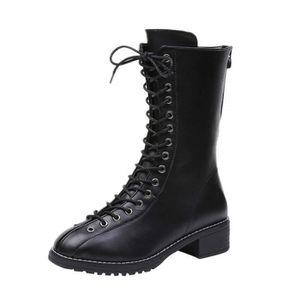 5fcdc33e94d BOTTE Bottes Kickers Femme Boots 2018 Femmes Fille Botte