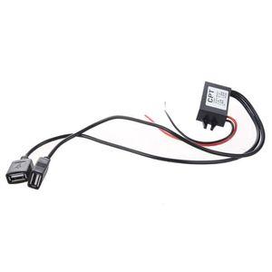 CONVERTISSEUR AUTO Convertisseur Transformateur Tension Voltage DC-DC