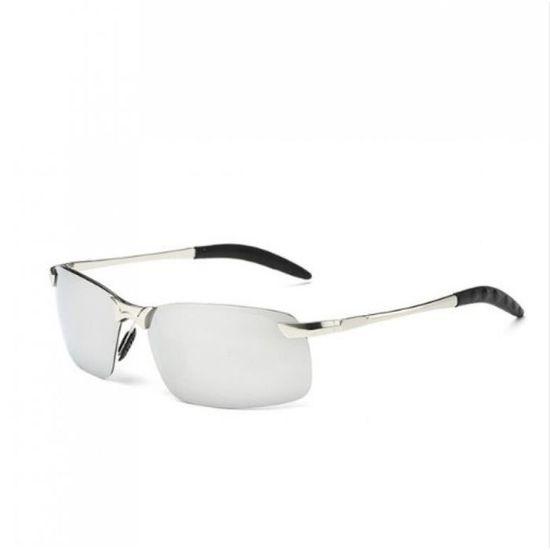 lunette classic homme gris