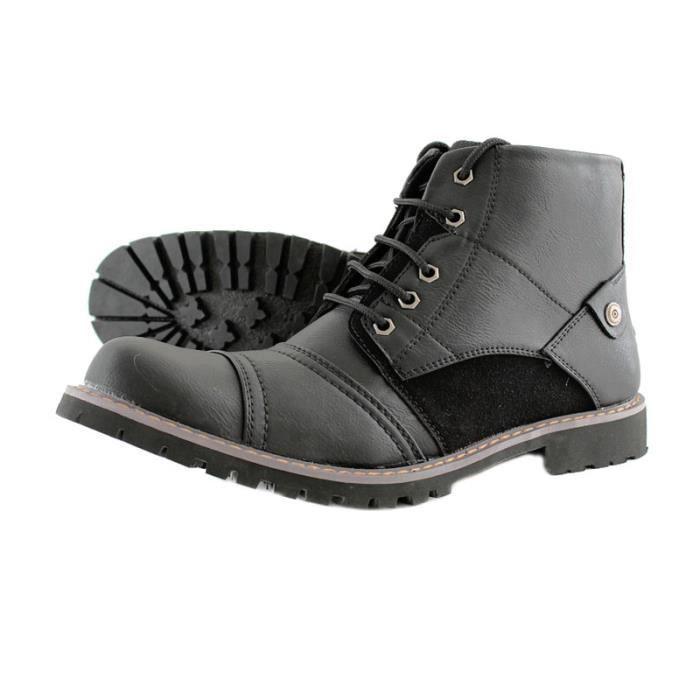 Basket R Shoes Milton Noir