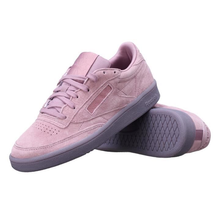 Basket Reebok Club C 85 Lace Bs6529 Violet