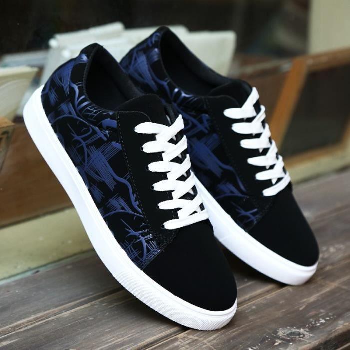 Printemps nouveaux hommes occasionnels chaussures chaussures de sport étudiant marée chaussures de mode coréenne hommes chaussur