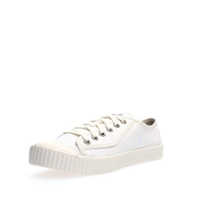 G-STAR SNEAKERS Homme WHITE, 44