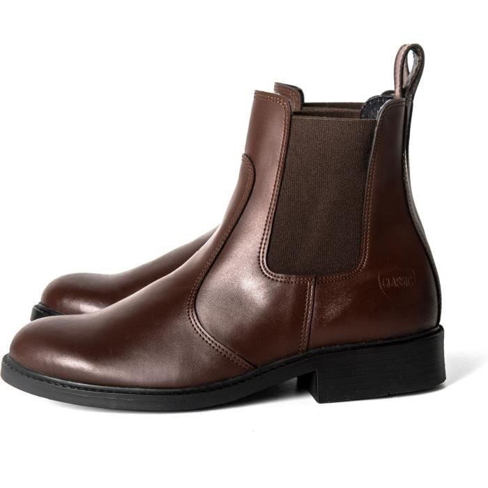 Derby House Classic Pull On Jodhpur Boots