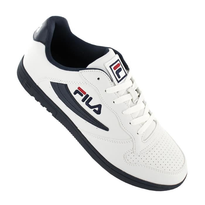 Fila Low Baskets Chaussures 98f Sneaker Homme Fx 100 1010006 Blanc r8gErq