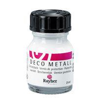 FIXATIF - VERNIS Vernis de protection - 25 ml - Deco Métal