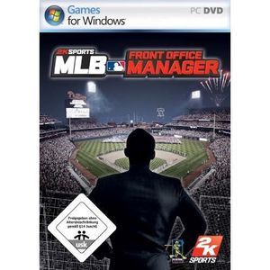 JEU PC MLB FRONT OFFICE MANAGER [IMPORT ALLEMAND] [JEU…