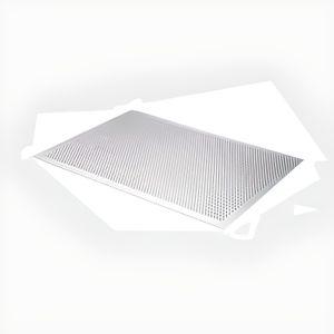 ACCESSOIRES DE FOUR DE BUYER Plaque aluminium perforée plate - 40 x 30