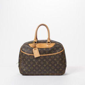 SAC À MAIN Louis Vuitton - Sac à main - Monogram Canvas Brown ... 2d7ddecca31