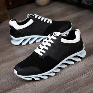 Nouveaux Épais Sandales En Cuir Bottom Casual Chaussures Homme Sneakers Chaussures gba1xCes