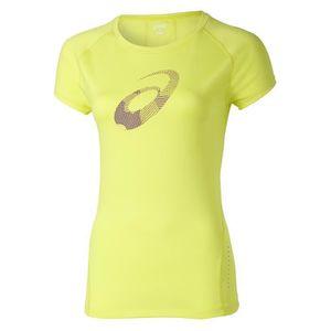 asics t shirt femme prix