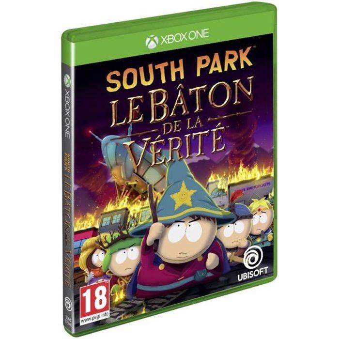 South Park Le Bâton de la Vérité HD Jeu Xbox One