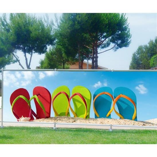 Awesome Brise Vue De Jardin Imprime Photos - lalawgroup.us ...