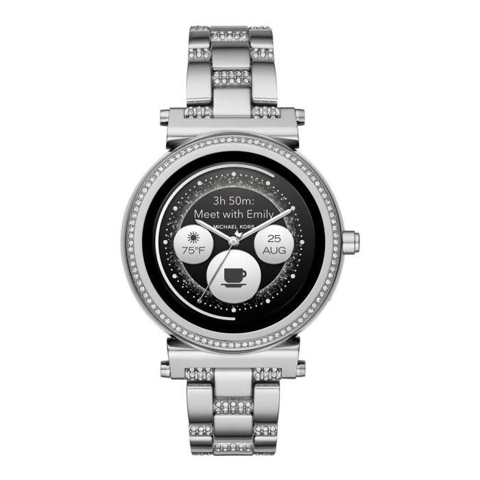 Michael Kors Sofie Mkt5036 Smartwatch Femme Achat Montre Connectee