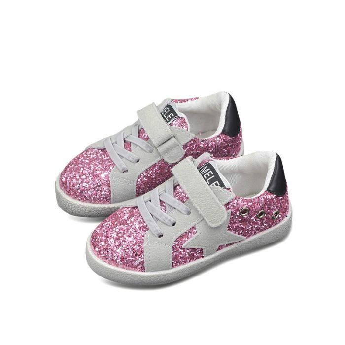 2016 été automne bling chaussures pour enfants ...