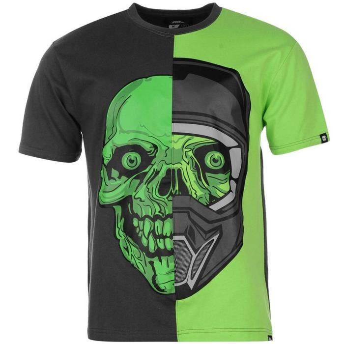 Vert Différentes No Homme Fear Achat Couleurs Type T Shirt 35jL4AR