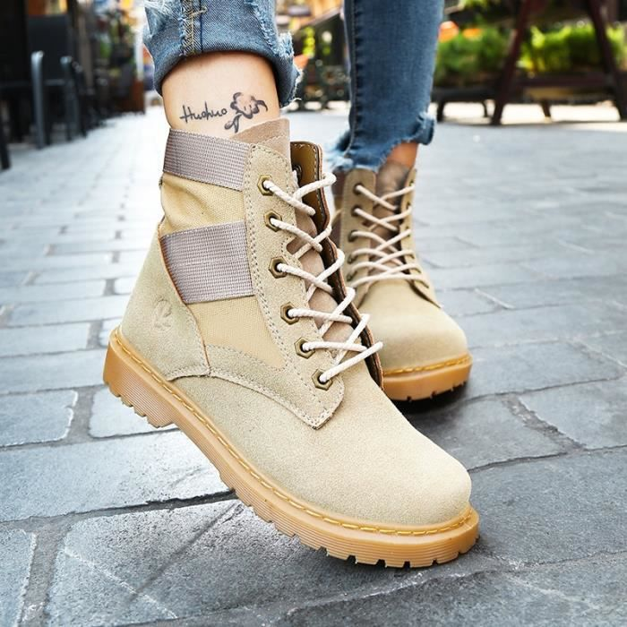 Angie Lace Up Waterproof Boot PQCHD Taille-39 Ws4DugbWR