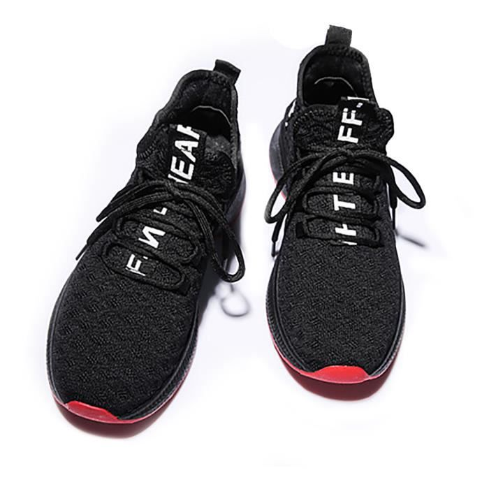 Homme Entraînement Chaussures Running Multisports Lacets Compétition pqSUVGzM