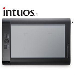 WACOM Tablette Graphique PTK-1240-D Intuos4 XL PAO - Avec Stylet