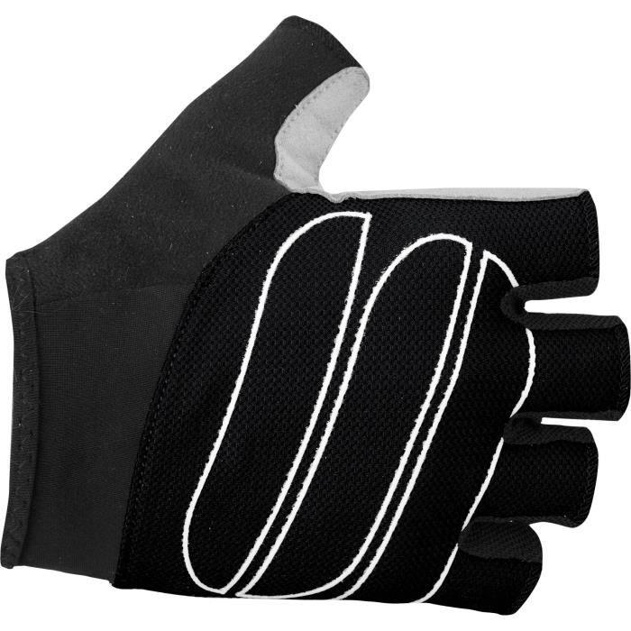 Gants de Vélo Homme Illusion Glove - Noir / Blanc