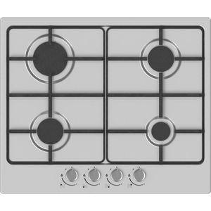 PLAQUE GAZ HUDSON HTG 640 I - Table de cuisson gaz - 4 foyers