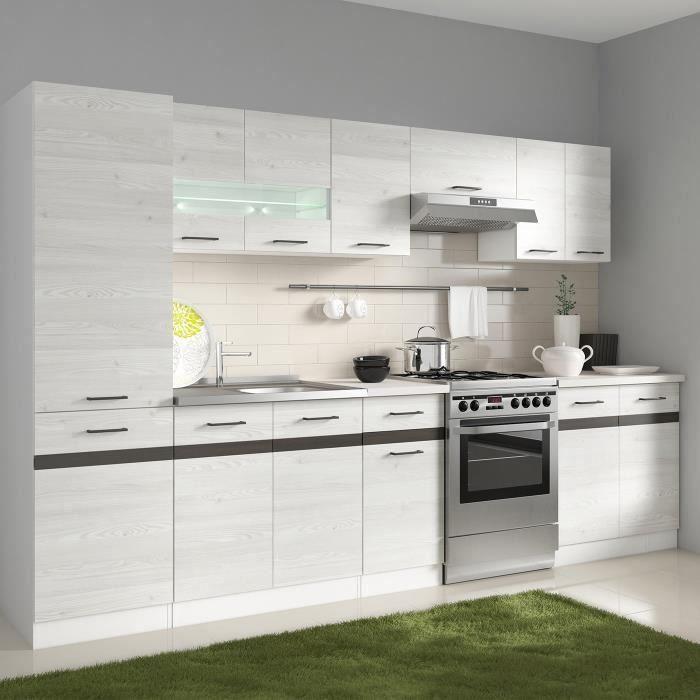 eclairage led cuisine stunning gallery of meuble tv led. Black Bedroom Furniture Sets. Home Design Ideas