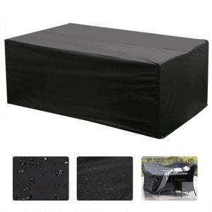 housse table de jardin achat vente pas cher cdiscount. Black Bedroom Furniture Sets. Home Design Ideas