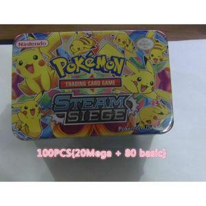 100 carte pokemon ex achat vente jeux et jouets pas chers. Black Bedroom Furniture Sets. Home Design Ideas