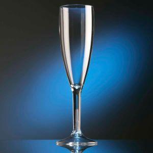 Coupe à Champagne 12 Flûtes à champagne incassables 18,7 cl