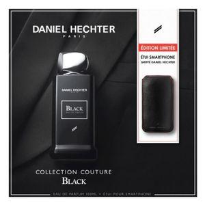 COFFRET CADEAU PARFUM DANIEL HECHTER ECRIN BLACK COUTURE