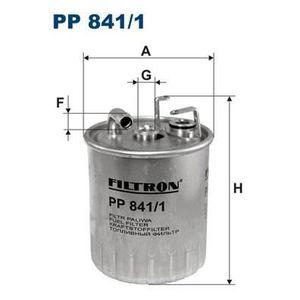 FILTRE A CARBURANT FILTRON Filtre à carburant PP841/1