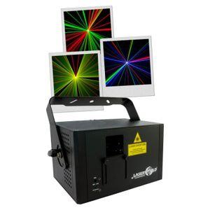 ECLAIRAGE LASER Laser Laserworld - CS-2000RGB MKII