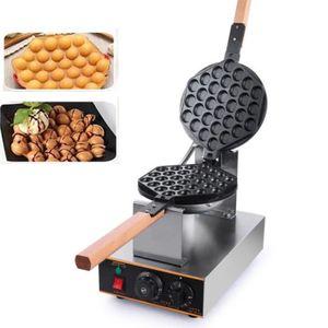 GAUFRIER Gaufrier Electrique Oeuf Gâteau Four QQ Egg Waffle