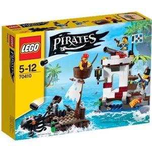 ASSEMBLAGE CONSTRUCTION LEGO Pirates 70410 L'Avant-Poste des Soldats