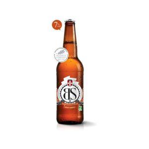 BIÈRE Bière ambrée bio 75 cl