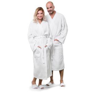 robe de chambre femme achat vente robe de chambre femme pas cher cdiscount. Black Bedroom Furniture Sets. Home Design Ideas