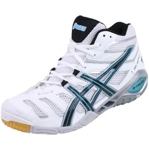 CHAUSSURES VOLLEY-BALL Chaussures Gel Sensei 4 Montante Blanc Volley-Ball