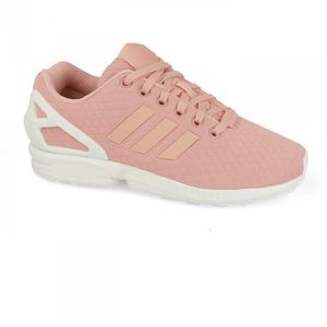 sports shoes 1e10e 3b2c4 BASKET Chaussures Zx Flux RoseNoir W - adidas Originals
