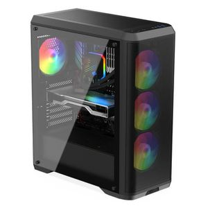UNITÉ CENTRALE  PC Gamer, Intel i7, RX 5700, 500 Go SSD, 3 To HDD,
