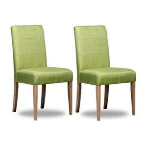 chaise lot de 2 chaises caro anis - Lot 6 Chaises Scandinaves2126