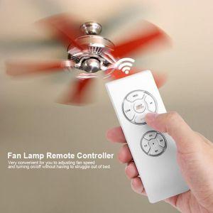 VENTILATEUR DE PLAFOND Lampe ventilateur de plafond universel Kit de télé