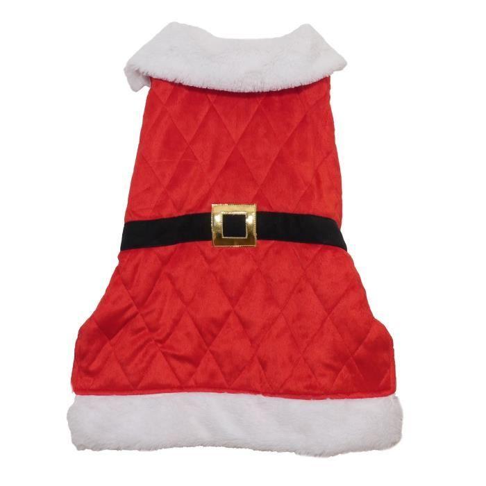 ROSEWOOD Manteau Père Noël Cupid&Comet M - 32cm - Pour chien