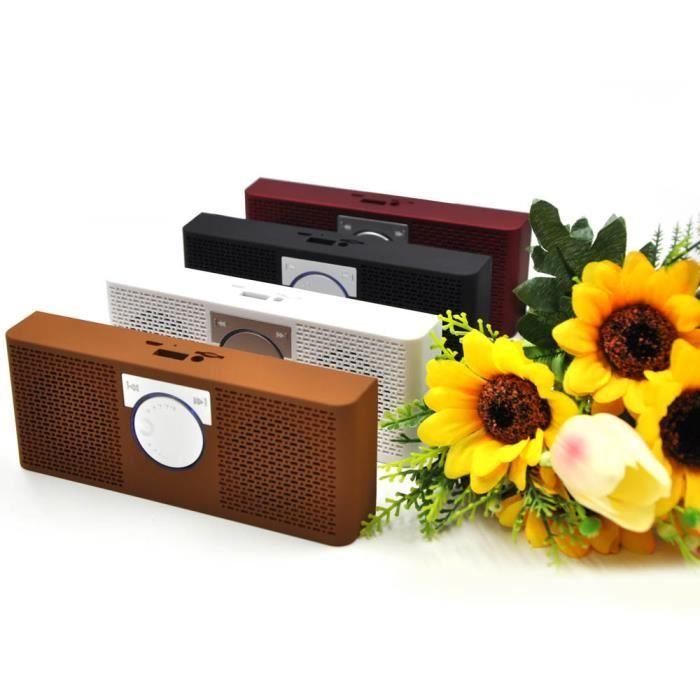 Mini Stéréo Portable Sans Fil Bluetooth Haut-parleur Pour Pocket Pc Tablet Bk _cxx243