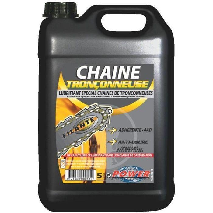 huile pour chaine tronconneuse - achat / vente huile pour chaine