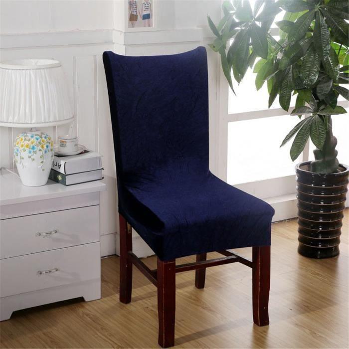 Elastique Housse De Chaise En Polyester Pour Salle A Manger Banquet