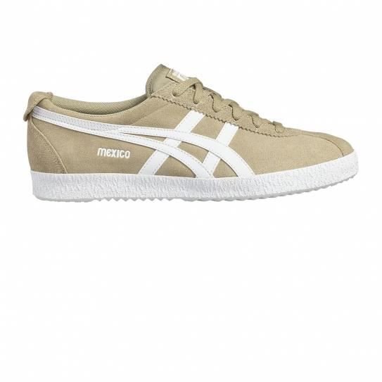 Chaussures Mexico Delegation Latte/White - Asics