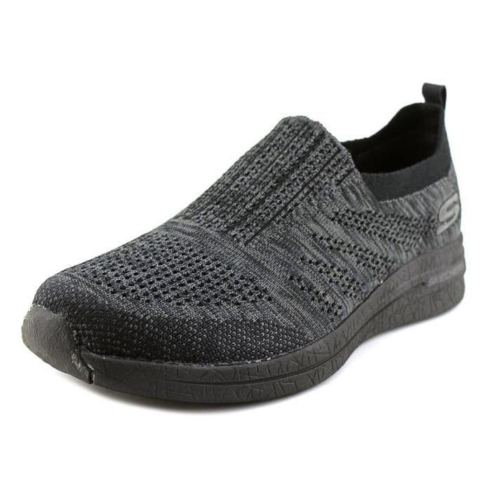 e4c8bf562a19f Skechers Men's Burst 2.0 Haviture Slip On Sneakers Black I1YQK Taille-47