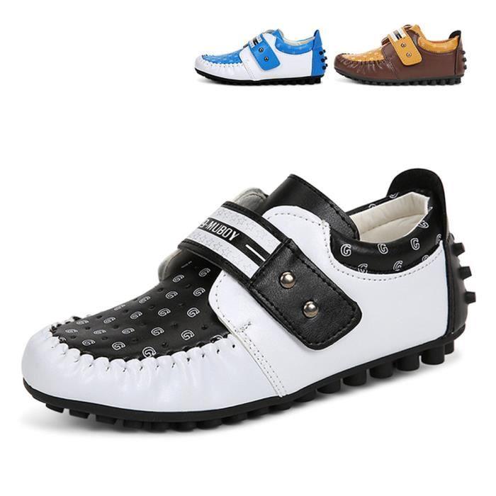 conception de la variété nouveau produit complet dans les spécifications Basket Enfant Chaussures Marque De Luxe Poids Léger Sport Durable  Antidérapant