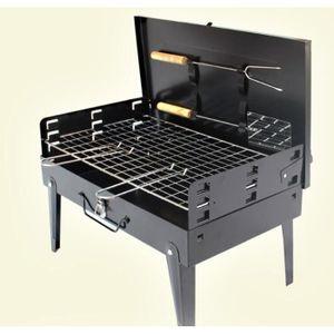 mini barbecue achat vente pas cher. Black Bedroom Furniture Sets. Home Design Ideas