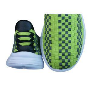 Air Tech Pessoa femmes chaussures de sport - baskets Vert 01rX3j2woN